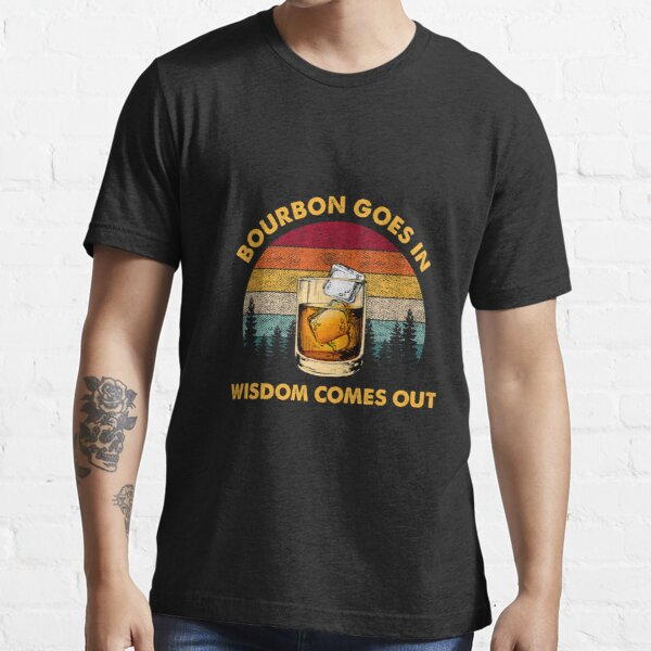 Wisconsin/'s Drink Bourbon Shirt Whiskey Lover Whiskey Shirt Cocktail Bourbon Lover Gift Bourbon Gift Bourbon Definition Shirt