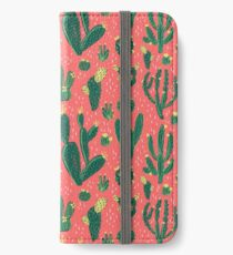 Cactus Fields  iPhone Wallet/Case/Skin