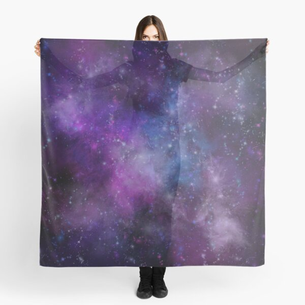 Galaxy Pollock-Genderbender Scarf