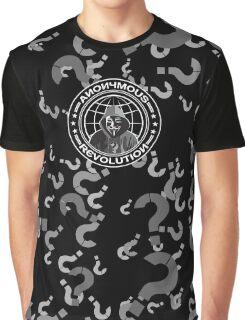 Anonymous Revolution Graphic T-Shirt