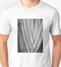Palm, blackand white Unisex T-Shirt