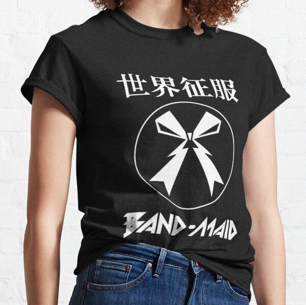 Band Maid T-Shirtband maid Classic T-Shirt