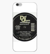 Vinilo o funda para iPhone B.Boys Paul Revere