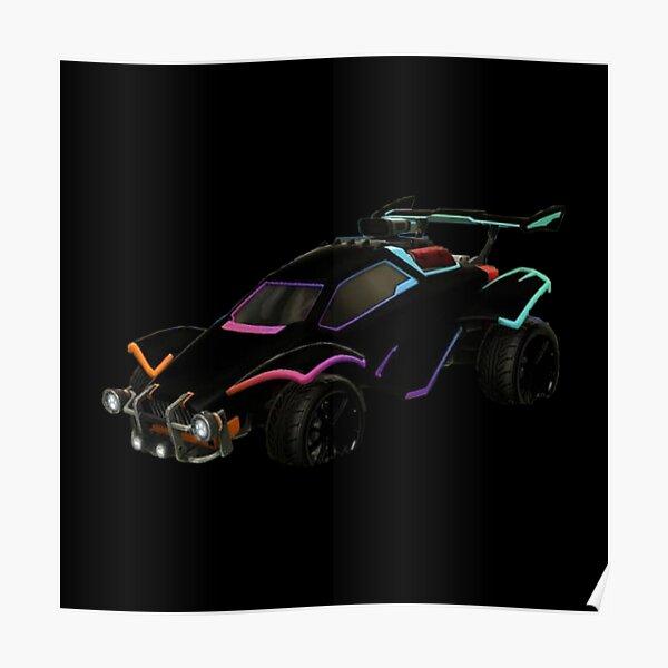 Octane noir Poster