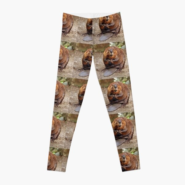 """Beaver"" Leggings"