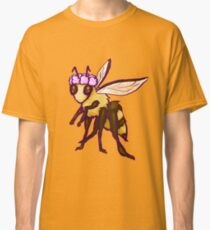 Flower Crown Bee Classic T-Shirt