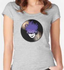 Punk Rock Vinyl Record -  MUSIC! Women's Fitted Scoop T-Shirt