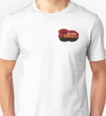 Anything Ghost Tree Logo - Red Unisex T-Shirt