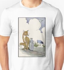 Fox, Falco, and The Jar of Truth T-Shirt