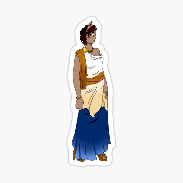 Goddess Art Hera The Greek Goddess of Marriage 5x7 Greeting Card Print Mythology Pagan Art
