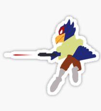 Falco Laser Sticker