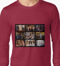 """Psych """"in Character"""" Collage T-Shirt"""