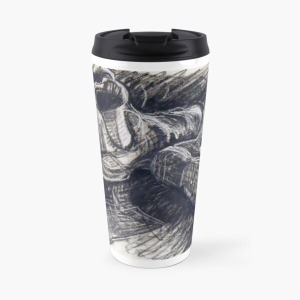 Blundstone boots see the light. Travel Mug