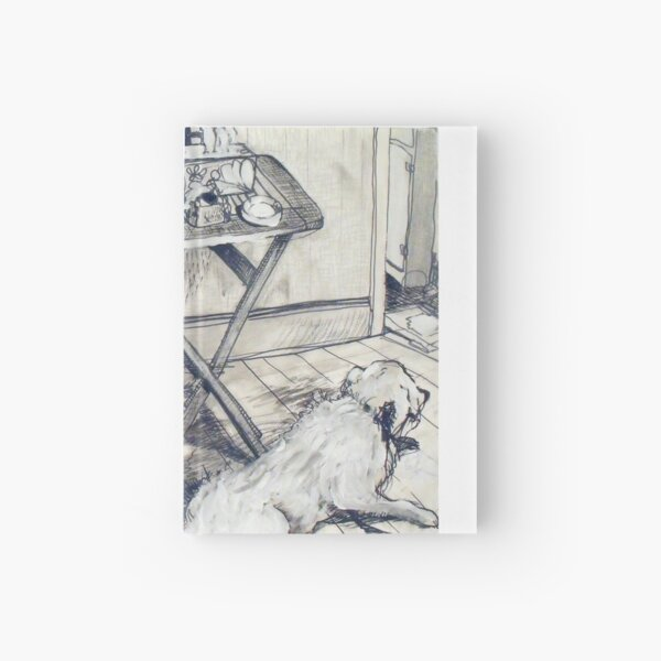 'Recycling' with Steinberg Hardcover Journal