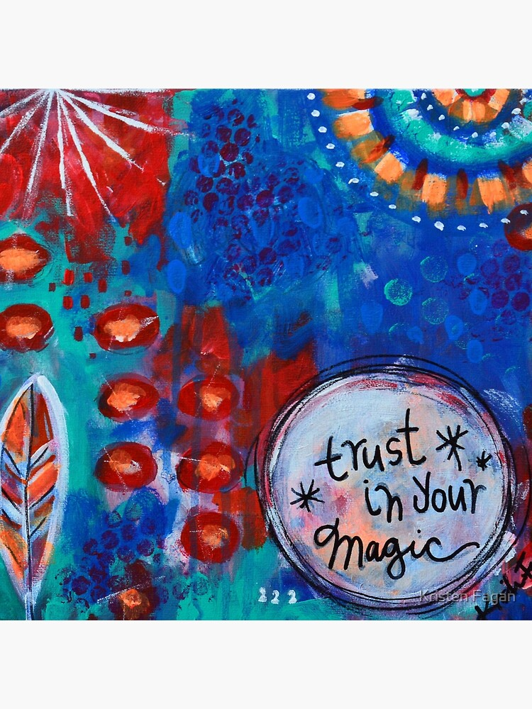 Confía en tu magia de KristenFagan
