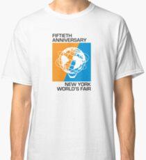 New York World's Fair - Fiftieth Anniversary Classic T-Shirt