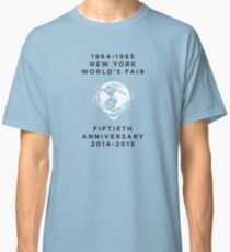 1964-1965 New York World's Fair 50th Anniversary Classic T-Shirt