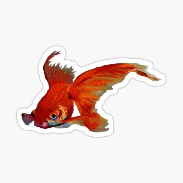 'Goldfish' Sticker