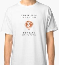 I Have Seen the Future - 50 Years of Future Classic T-Shirt