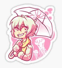 Pink Jellies Sticker