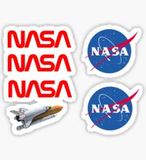 Space/Nasa sticker pack Sticker