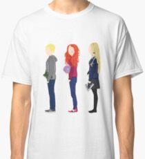 Neville Longbottom, Ginny Weasley and Luna Lovegood Classic T-Shirt