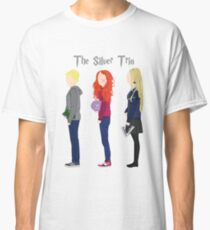 The Silver Trio Classic T-Shirt