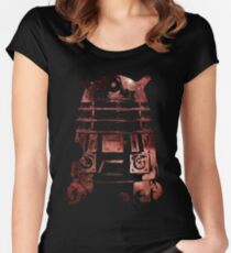 The Birth of a Star Women's Fitted Scoop T-Shirt