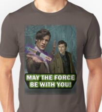 Use the Force, Doctor Jedi (Realistic) T-Shirt