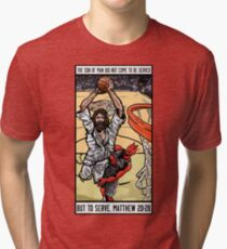 Ball is Life Tri-blend T-Shirt