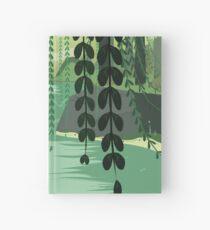 Misty Marsh Hardcover Journal