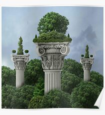 Classical - Sky High Horticulture Poster