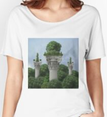 Classical - Sky High Horticulture Women's Relaxed Fit T-Shirt
