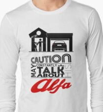 May constantly talk about his alfa T-Shirt