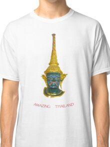 Thai Mask tee Classic T-Shirt