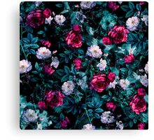 RPE FLORAL ABSTRACT III Canvas Print