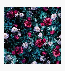 RPE FLORAL ABSTRACT III Photographic Print