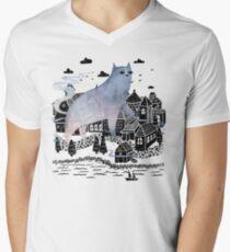 The Fog Men's V-Neck T-Shirt