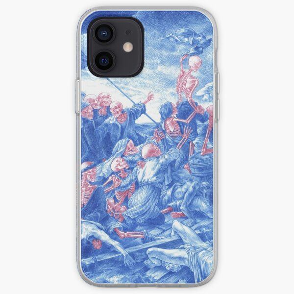 The Raft of the Medusa iPhone Soft Case