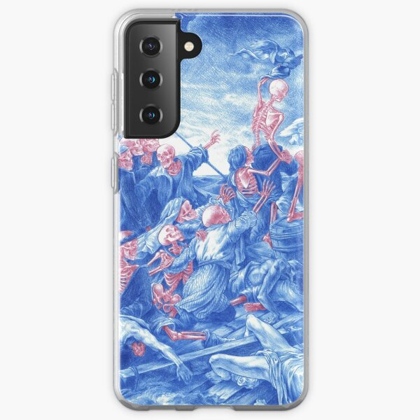 The Raft of the Medusa Samsung Galaxy Soft Case