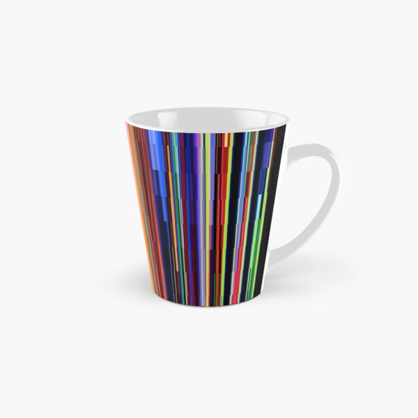 #Pattern, #design, #tracery, #weave, #drawing, #figure, #picture, #illustration Tall Mug