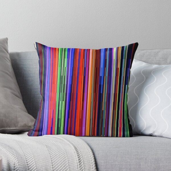 #Pattern, #design, #tracery, #weave, #drawing, #figure, #picture, #illustration Throw Pillow