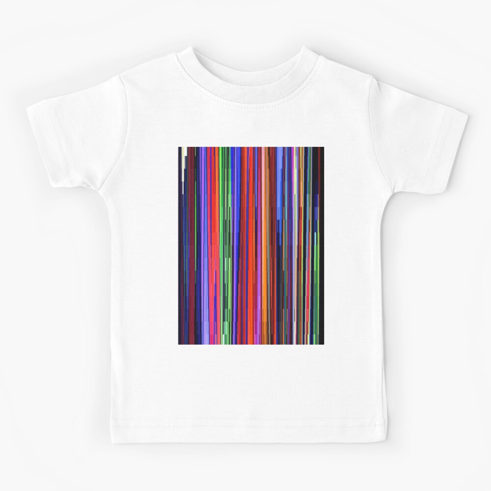 #Pattern, #design, #tracery, #weave, #drawing, #figure, #picture, #illustration Kids T-Shirt