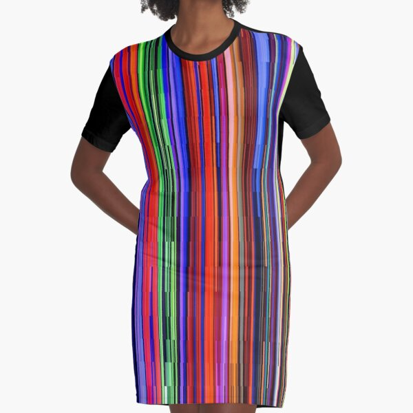 #Pattern, #design, #tracery, #weave, #drawing, #figure, #picture, #illustration Graphic T-Shirt Dress