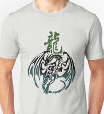 Dragon tribal tattoo T-Shirt