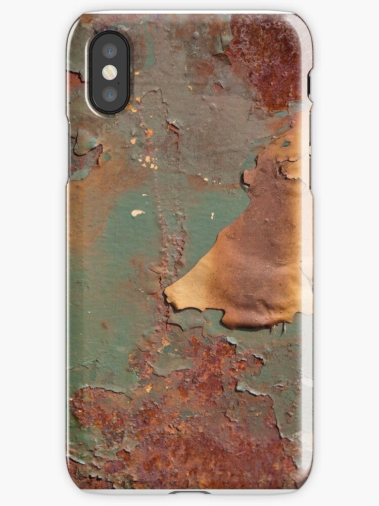 Corrosion Rust Metal Surface Peeling Color By Ernstc