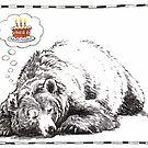 Geburtstag Bär von missdaisydee
