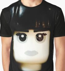 The Goth Girl is here Graphic T-Shirt