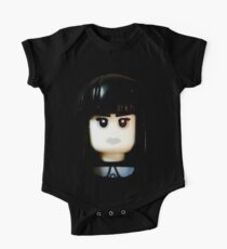 The Goth Girl is here One Piece - Short Sleeve