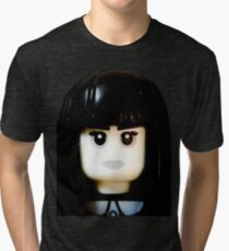 The Goth Girl is here Tri-blend T-Shirt